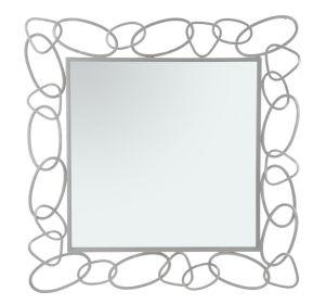 Zrcadlo SILVER NECKLACE 84 CM