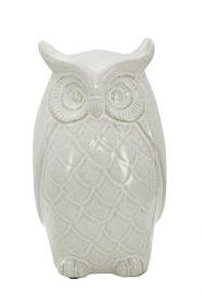 Soška SAND OWL 25 CM