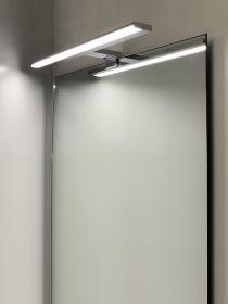 zrcadlo PURE LIGHT 80/60 CM