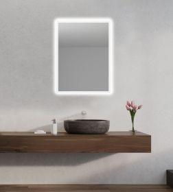 zrcadlo MOONLIGHT 80/60 CM