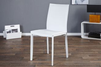 židle MILANO WHITE