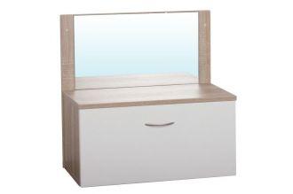 skříňka se zrcadlem CUBE