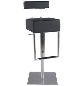 barová židle VARSA BLACK