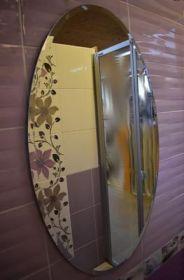 2SET zrcadlo JASPIS  100/60