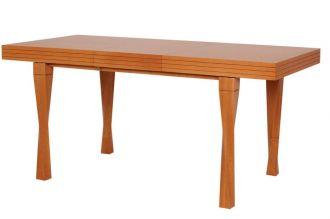 jídelní stůl TREY 120-160-LM  rozkládací