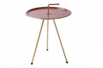 Odkládací stolek SIMPLY CLEVER 42 CM růžový