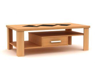 Konferenční stůl Viktor 75×135