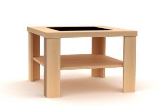 Konferenční stůl Alois 65×65