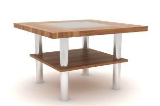 Konferenční stůl Leoš 70×70