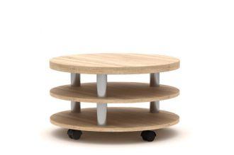 Konferenční stůl Kazimír ø65
