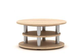 Konferenční stůl Kvido ø65