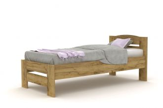 Laminová postel Carol 90×200