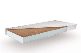 Matrace pěnová 90×200×16 ELÍ COCO