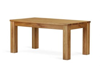 Jídelní stůl KÁJ 160/230×90 rozkládací dubový