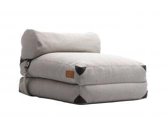 Sedací vak postel