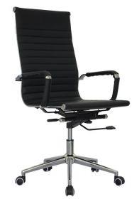 Kancelářská židle černá eko kůže MAGNUM