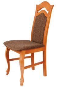 Židle celočalouněná LJUBA buková