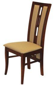 Židle celočalouněná GIZELA buková
