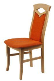 Židle celočalouněná LILIANA buková