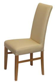 Židle celočalouněná IDA buková