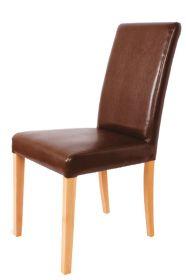 Židle celočalouněná ELENA buková