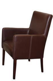 Židle celočalouněná SVĚTLANA buková
