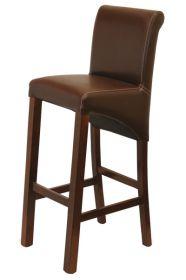 Židle barová IVONA buková