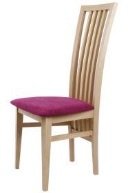 Židle čalouněná SIMONA buková