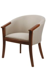 Židle celočalouněná OLIVA buková