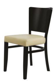 Židle čalouněná BRUNO I buková