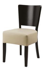 Židle čalouněná BRUNA III buková
