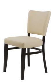 Židle celočalouněná BRUNO V buková