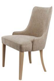 Židle celočalouněná HUBERT buková