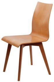 Židle celodřevěná SASKIE I buková
