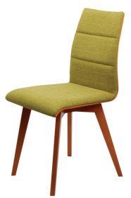 Židle celočalouněná SASKIE II buková