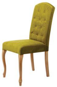 Židle celočalouněná HELGA buková