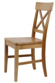 Židle celodřevěná NIKOLA II buková