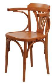 Židle celodřevěná JAROSLAVA buková