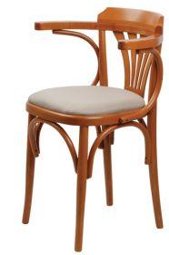Židle čalouněná BOŽENKA buková
