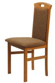 Židle celočalouněná MARIE buková
