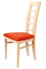 Židle čalouněná RADKA buková