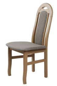 Židle celočalouněná SÁRA buková
