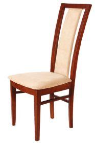 Židle celočalouněná NINA buková