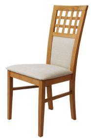 Židle celočalouněná MARCELA buková