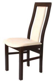 Židle celočalouněná KLAUDIE buková