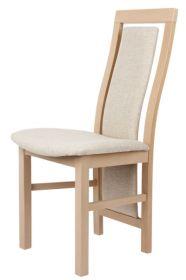 Židle celočalouněná BLAŽENA buková