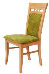 Židle celočalouněná ŽOFIE buková