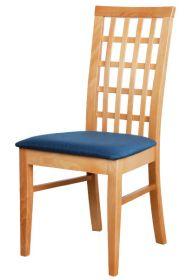Židle čalouněná NATAŠA buková