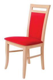 Židle celočalouněná EVA buková