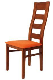 Židle čalouněná ZDEŇKA buková